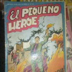 Tebeos: EL PEQUEÑO HÉROE- Nº 32- ¡VICTORIA!- 1957- ESE G ESE-RARO- ESCASO- REGULAR- LEAN- 7208. Lote 101562559