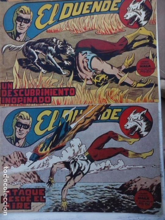 Tebeos: EL DUENDE ORIGINAL COMPLETA 1 AL 60 MUY BUEN ESTADO, VER PORTADAS - Foto 53 - 101571419