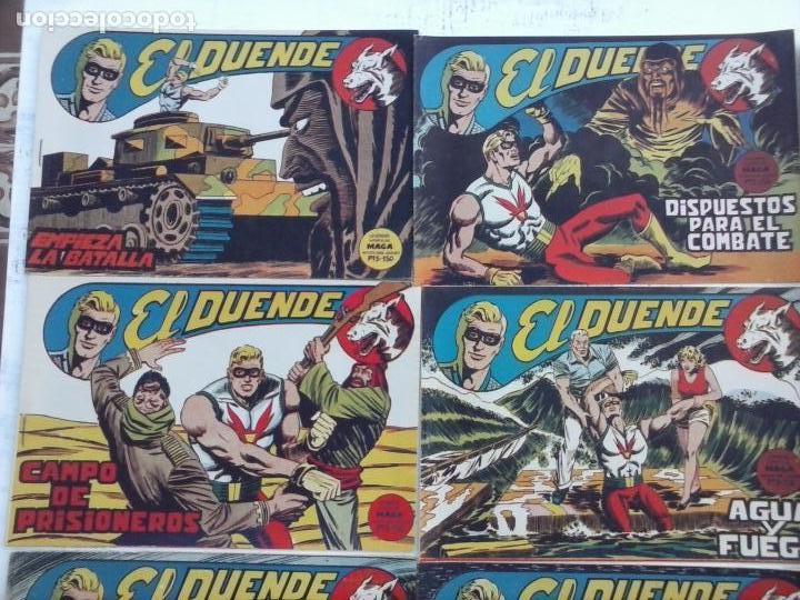 Tebeos: EL DUENDE ORIGINAL COMPLETA 1 AL 60 MUY BUEN ESTADO, VER PORTADAS - Foto 60 - 101571419