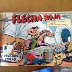 Tebeos: FLECHA ROJA - ORIGINAL. Lote 102005711