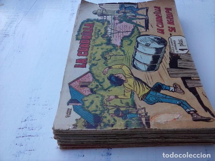 Tebeos: LA CUADRILLA ORIGINAL COMPLETA Y SUELTA - 1 AL 45 - EDI. MAGA 1961 -VER TODAS LAS PORTADAS - Foto 10 - 102019691