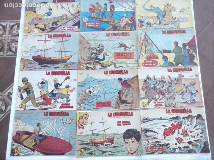 Tebeos: LA CUADRILLA ORIGINAL COMPLETA Y SUELTA - 1 AL 45 - EDI. MAGA 1961 -VER TODAS LAS PORTADAS - Foto 28 - 102019691