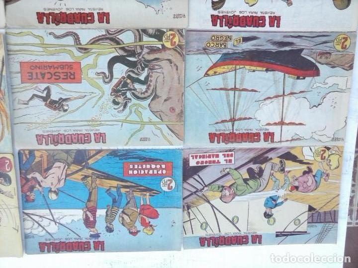 Tebeos: LA CUADRILLA ORIGINAL COMPLETA Y SUELTA - 1 AL 45 - EDI. MAGA 1961 -VER TODAS LAS PORTADAS - Foto 30 - 102019691