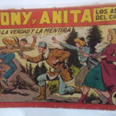 Tebeos: TONI Y ANITA Nº124.ORIGINAL.1ª. Lote 102615931