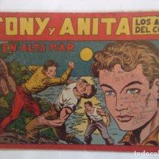 Giornalini: TONI Y ANITA Nº 35 ORIGINAL 1ª PARTE. Lote 102680803
