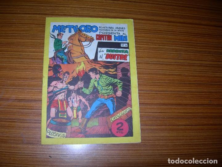 CAPITAN MIKI Nº 6 EDITA MAGA (Tebeos y Comics - Maga - Otros)