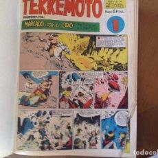 Tebeos: TERREMOTO - APACHE / BENGALA. Lote 103334631