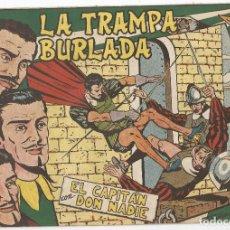 Tebeos: LOTE DE 10 COMIC EL CAPITAN DON NADIE Nº 2-3-4-5-8-9-10-11-12-19. Lote 103341099