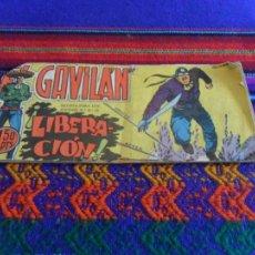 Tebeos: EL GAVILÁN Nº 16. MAGA 1959.. Lote 80199317