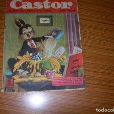 Tebeos: CASTOR Nº 4 EDITA MAGA . Lote 103822311