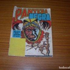 Tebeos: PANTERA NEGRA REVISTA Nº 2 EDITA MAGA . Lote 103822607