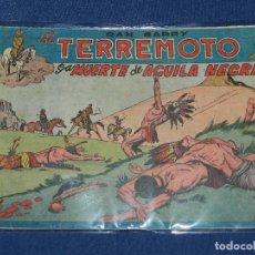 Tebeos: (M4) DAN BARRY , EL TERREMOTO NUM 17 EDT MAGA, SEÑALES DE USO. Lote 103924071