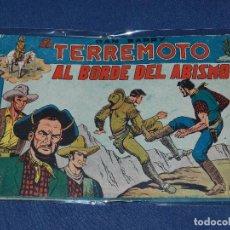 Tebeos: (M4) DAN BARRY , EL TERREMOTO NUM 2 EDT MAGA, SEÑALES DE USO. Lote 103924283