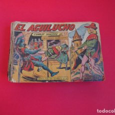 Tebeos: EL AGUILUCHO - COLECCIÓN COMPLETA DE 68 TEBEOS ORIGINALES DE 1959 - MANUEL GAGO - EDITORIAL MAGA. Lote 104066019