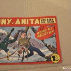 Tebeos: TONY Y ANITA Nº 74, EDITORIAL MAGA. Lote 104295919