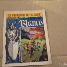 Tebeos: EL CABALLERO BLANCO Nº 11, EDITORIAL MAGA. Lote 104297671
