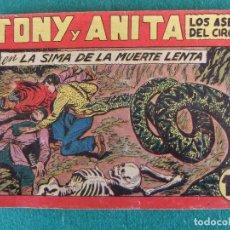 Giornalini: TONY Y ANITA Nº 125 EDITORIAL MAGA ORIGINAL. Lote 104635591