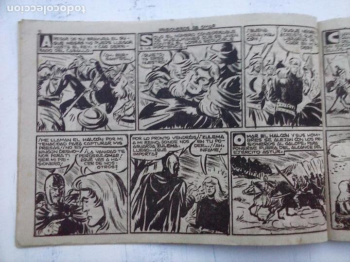 Tebeos: EL DUQUE NEGRO ORIGINAL COMPLETA 1 AL 42 MAGA 1958 - JOSÉ ORTIZ - MANUEL GAGO - VER PORTADAS - Foto 63 - 105055615