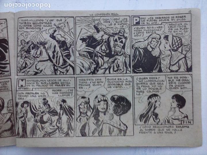 Tebeos: EL DUQUE NEGRO ORIGINAL COMPLETA 1 AL 42 MAGA 1958 - JOSÉ ORTIZ - MANUEL GAGO - VER PORTADAS - Foto 150 - 105055615