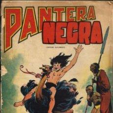 Tebeos: PANTERA NEGRA Nº 30 - MAGA AÑOS 60 - ORIGINAL - LA DE LA FOTO - CONTIENE SUPLEMENTO CAPITULO IX. Lote 105769515
