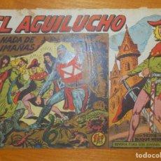Tebeos: TEBEO - COMIC - COLECCIÓN EL AGUILUCHO - MANADA DE ALIMAÑAS - Nº 20 - EDITORIAL MAGA. Lote 105862307