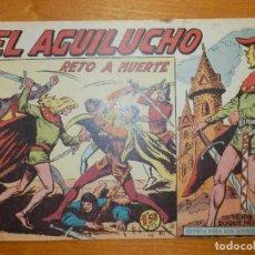 Tebeos: TEBEO - COMIC - COLECCIÓN EL AGUILUCHO - RETO A MUERTE - Nº 13 - EDITORIAL MAGA. Lote 105862407