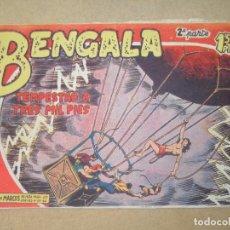 Tebeos: BENGALA 2ª PARTE Nº 28 - ORIGINAL MAGA. Lote 105994303