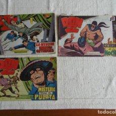 Tebeos: DON Z TRES COMICS EDITORIAL MAGA, AÑOS 50. Lote 107101775