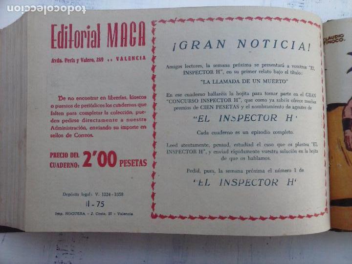 Tebeos: APACHE 2ª SERIE ORIGINAL COMPLETA 1 AL 76 - 1958 EXCELENTE ESTADO, VER IMAGENES - Foto 8 - 108097779
