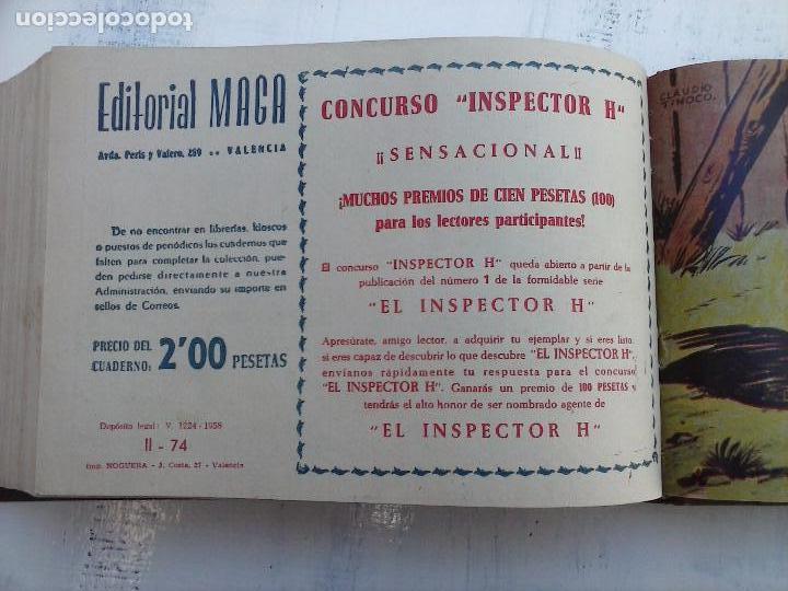 Tebeos: APACHE 2ª SERIE ORIGINAL COMPLETA 1 AL 76 - 1958 EXCELENTE ESTADO, VER IMAGENES - Foto 12 - 108097779