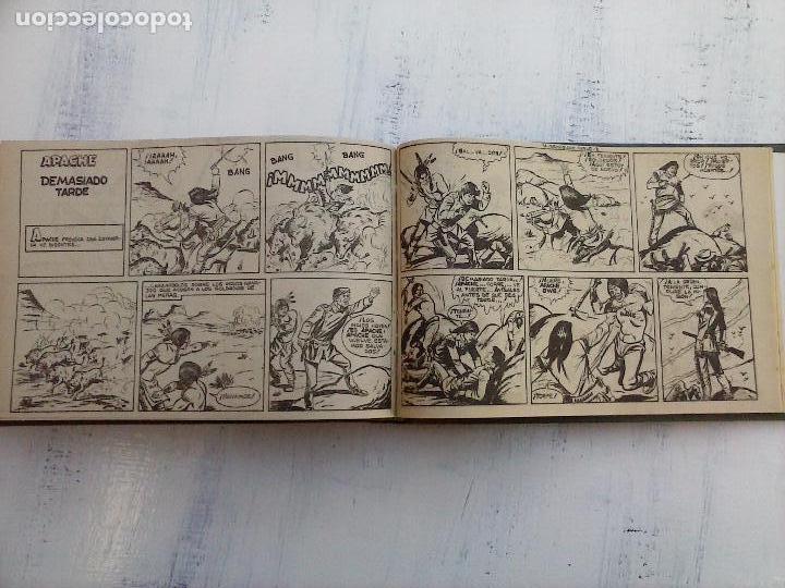 Tebeos: APACHE 2ª SERIE ORIGINAL COMPLETA 1 AL 76 - 1958 EXCELENTE ESTADO, VER IMAGENES - Foto 14 - 108097779