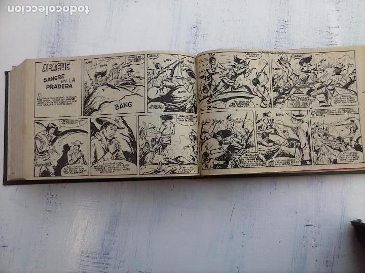 Tebeos: APACHE 2ª SERIE ORIGINAL COMPLETA 1 AL 76 - 1958 EXCELENTE ESTADO, VER IMAGENES - Foto 17 - 108097779