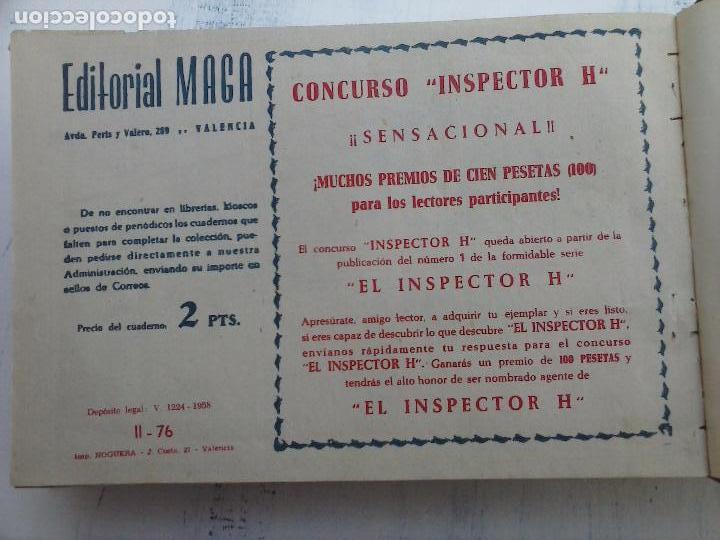 Tebeos: APACHE 2ª SERIE ORIGINAL COMPLETA 1 AL 76 - 1958 EXCELENTE ESTADO, VER IMAGENES - Foto 19 - 108097779