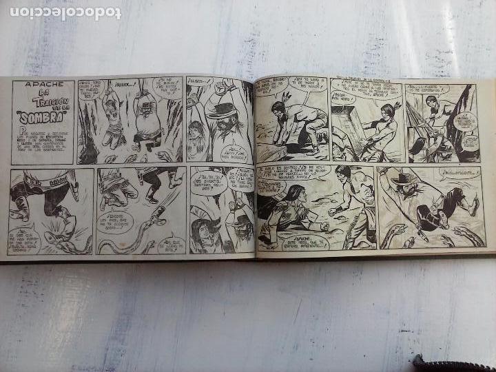 Tebeos: APACHE 2ª SERIE ORIGINAL COMPLETA 1 AL 76 - 1958 EXCELENTE ESTADO, VER IMAGENES - Foto 26 - 108097779