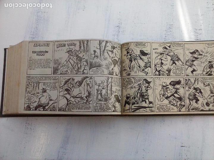 Tebeos: APACHE 2ª SERIE ORIGINAL COMPLETA 1 AL 76 - 1958 EXCELENTE ESTADO, VER IMAGENES - Foto 29 - 108097779