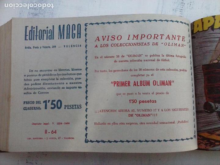 Tebeos: APACHE 2ª SERIE ORIGINAL COMPLETA 1 AL 76 - 1958 EXCELENTE ESTADO, VER IMAGENES - Foto 46 - 108097779