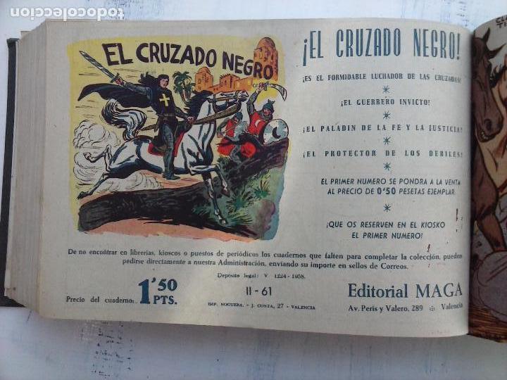 Tebeos: APACHE 2ª SERIE ORIGINAL COMPLETA 1 AL 76 - 1958 EXCELENTE ESTADO, VER IMAGENES - Foto 53 - 108097779