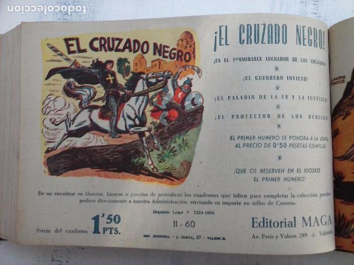 Tebeos: APACHE 2ª SERIE ORIGINAL COMPLETA 1 AL 76 - 1958 EXCELENTE ESTADO, VER IMAGENES - Foto 55 - 108097779
