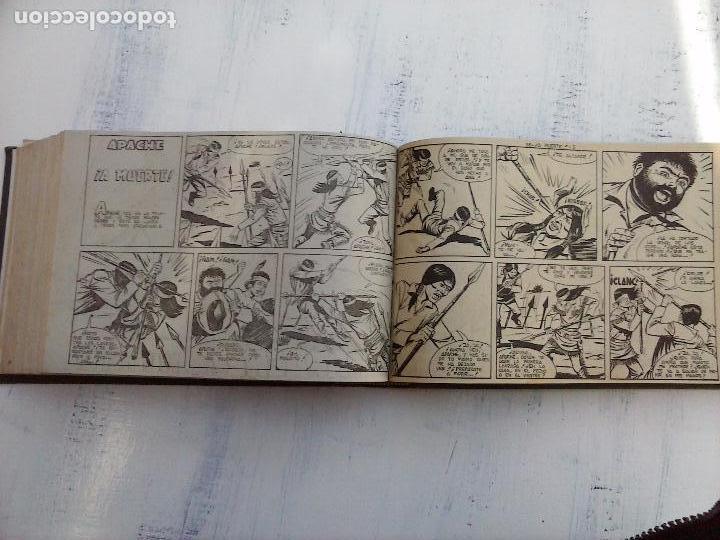 Tebeos: APACHE 2ª SERIE ORIGINAL COMPLETA 1 AL 76 - 1958 EXCELENTE ESTADO, VER IMAGENES - Foto 64 - 108097779