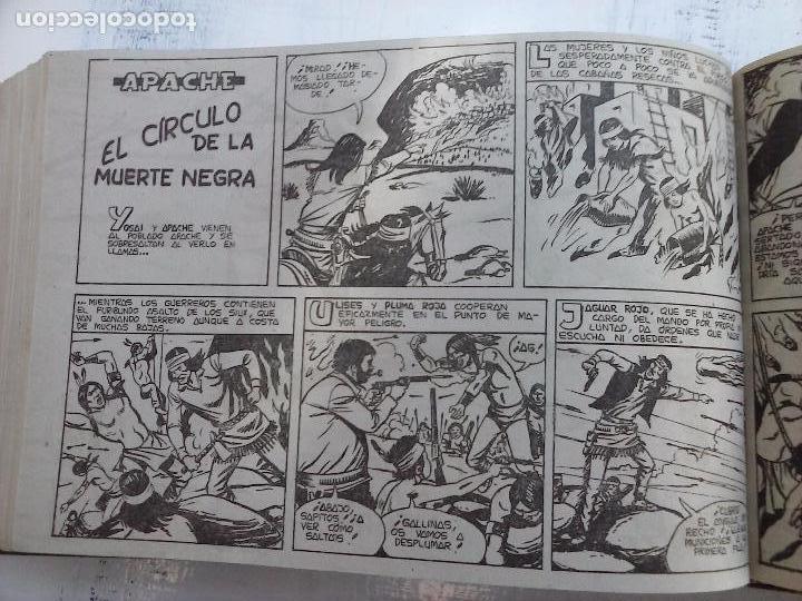 Tebeos: APACHE 2ª SERIE ORIGINAL COMPLETA 1 AL 76 - 1958 EXCELENTE ESTADO, VER IMAGENES - Foto 67 - 108097779