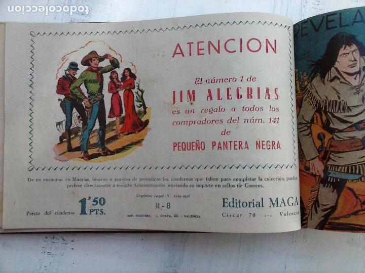 Tebeos: APACHE 2ª SERIE ORIGINAL COMPLETA 1 AL 76 - 1958 EXCELENTE ESTADO, VER IMAGENES - Foto 141 - 108097779