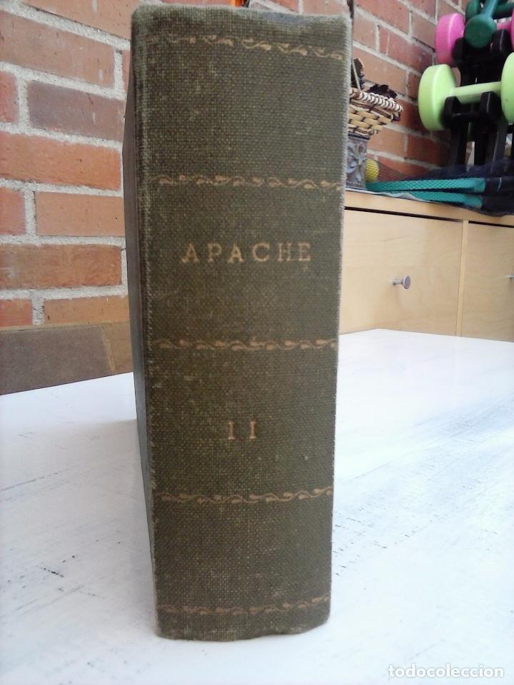 Tebeos: APACHE 2ª SERIE ORIGINAL COMPLETA 1 AL 76 - 1958 EXCELENTE ESTADO, VER IMAGENES - Foto 154 - 108097779