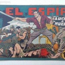 Tebeos: EL ESPIA ORIGINAL Nº 17 - EDI. MAGA - ORTIZ. Lote 108125591