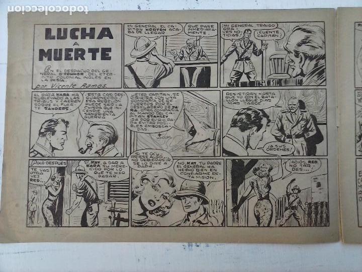 Tebeos: EL ESPIA ORIGINAL Nº 17 - EDI. MAGA - ORTIZ - Foto 4 - 108125591