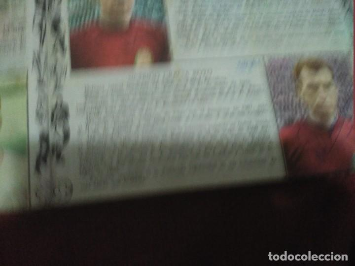 Tebeos: Excepcional 41 ejemplares encuadernados de oliman.autografos originales de jugadores de la seleccion - Foto 8 - 108690587