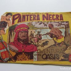 Tebeos: PANTERA NEGRA - Nº 27 - ED. MAGA 1.958, ORIGINAL UNO DIFICIL CSADUR86. Lote 109355915