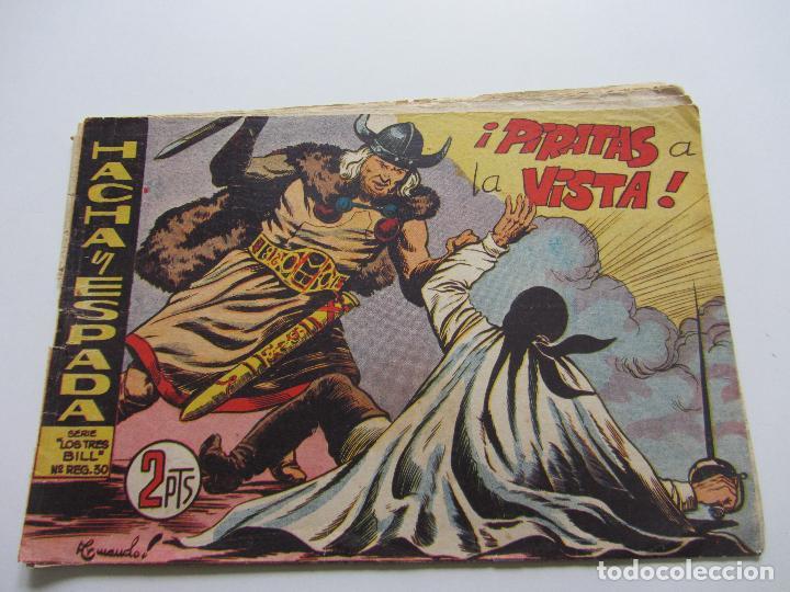 HACHA Y ESPADA Nº 20 EDITORIAL MAGA CSADUR86 (Tebeos y Comics - Maga - Otros)