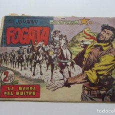 Tebeos: JOHNNY FOGATA Nº 74 EDITORIAL MAGA ORIGINAL CSADUR86. Lote 109453827