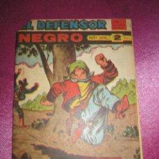 Tebeos: EL DEFENSOR NEGRO Nº 58 MAGA DE LOS ULTIMOS EXCELENTE ESTADO. Lote 109620551