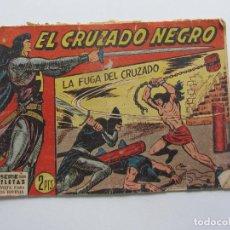 Tebeos: EL CRUZADO NEGRO Nº 30 ORIGINAL MAGA C86SADUR. Lote 109787823